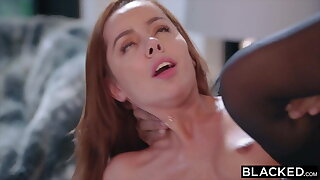 BLACKED, BBC-hungry Vanna gets revenge on cheating go steady with