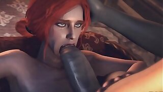 Witcher 3 Triss Merigold  ►► Hyperactive GAME ON http://HOTMOD.PRO