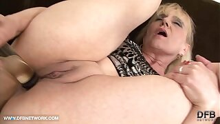 Granny Anal Fuck Wants Insidious Bushwa In Her Botheration Interracial Anal Sex