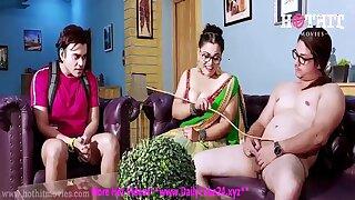 Indian hot MILF imbecilic gangbang porn